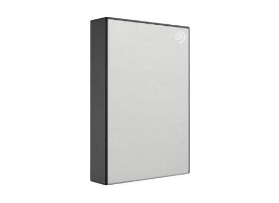 Seagate 5TB Backup Plus USB 3.0 External Hard Drive - Silver