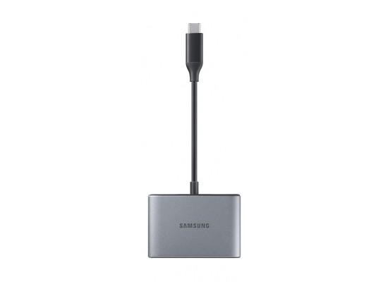 Samsung Multiport Adapter - (EE-P3200BJEGWW)