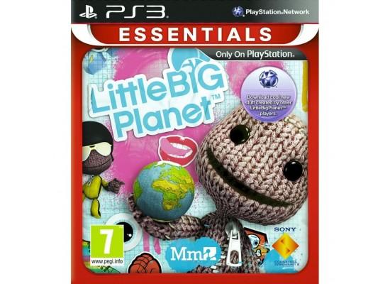 Little Big Planet Ps3 Game Xcite Alghanim Electronics Best