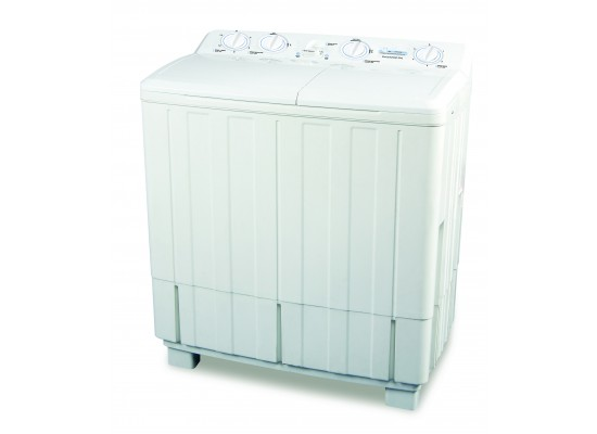 Daewoo DW-K260S Twin Tub Washer 11kg - White