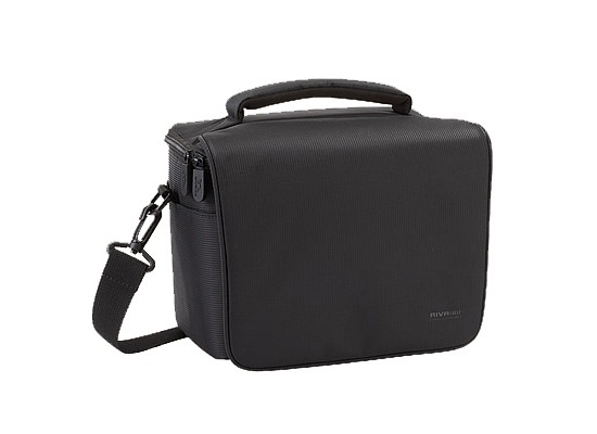 Riva Case 7303 (PS) SLR Camera Bag - Black