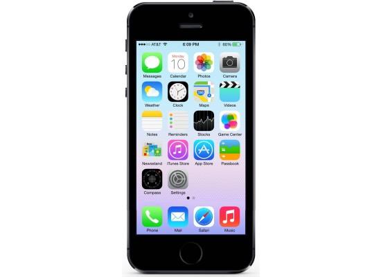 75587849d iPhone 5s 64GB 8MP 4-inch Smartphone - Black