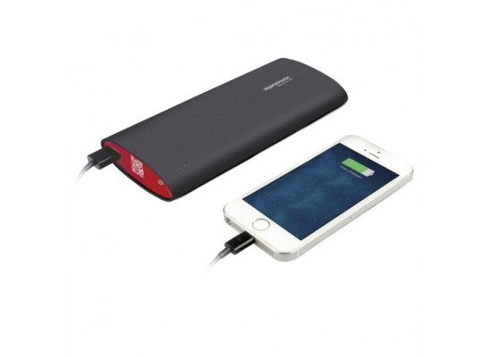 Promate Storm 15 Portable Charger for iPhone | Xcite