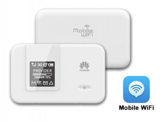 Huawei E5372 4G LTE Wi-Fi Router   Xcite Alghanim