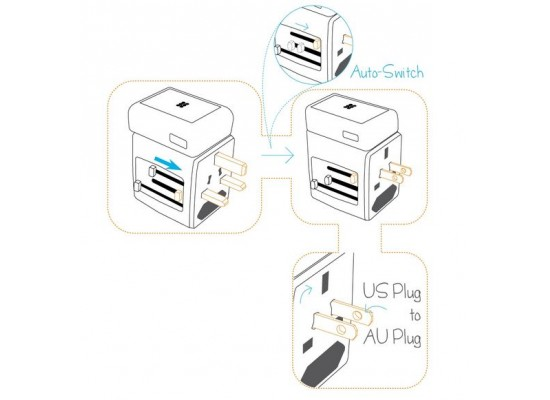 Slide Switch Box