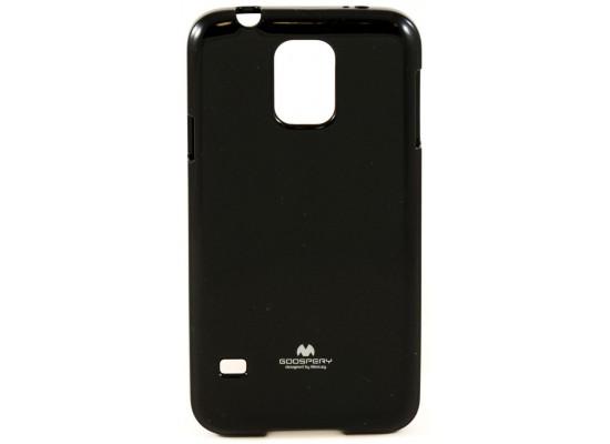 new style f979b 2af01 Goospery Jelly Case for Samsung Galaxy S5 - Black | Xcite Alghanim ...