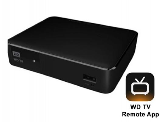 Western Digital Media Player WDBPUF0000NBK