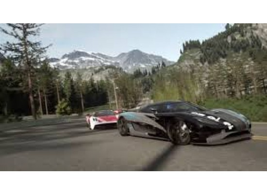 DriveClub - PS4 Game (Standard Edition) | Xcite Alghanim Electronics on