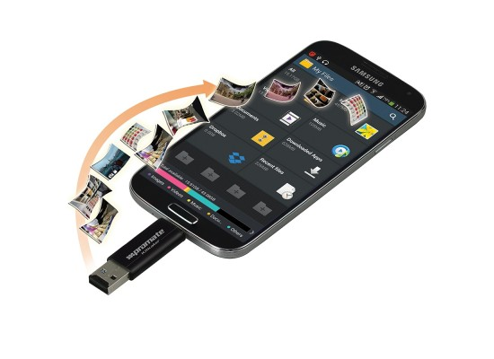 Promate Kitkater Universal Android OTG Data link with Micro