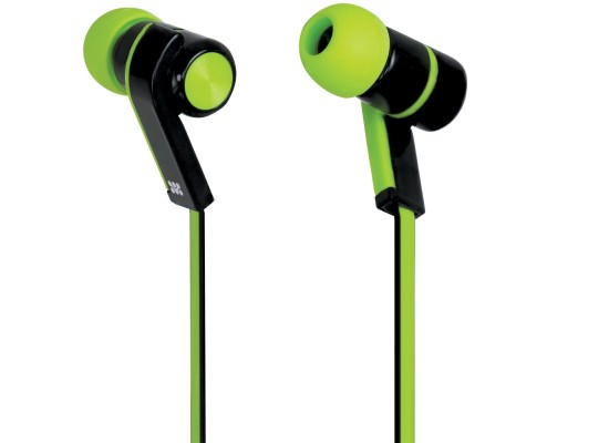 Promate Brazen Universal Sporty In-line Headset Green