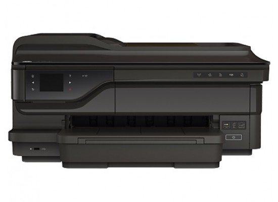 HP Officejet 7612 (G1X85A) Wide Format All-in-One Printer - Black