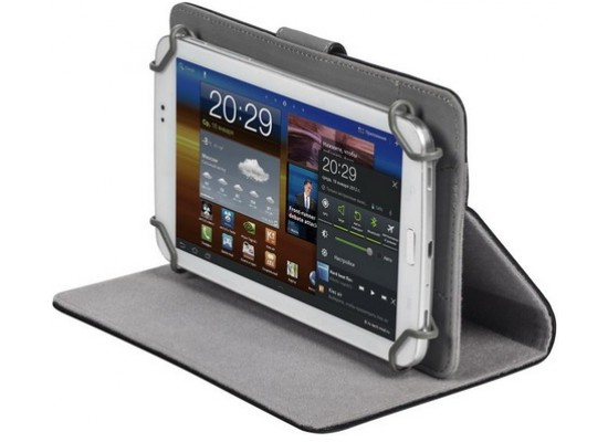 Riva Universal Case for 7 inch Tablet Black