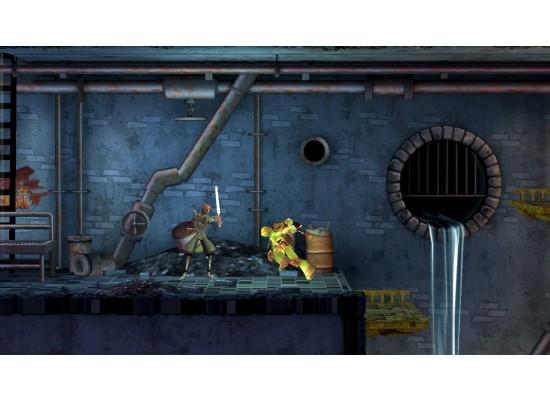 Teenage Mutant Ninja Turtles: Danger of the Ooze - Xbox 360 Game