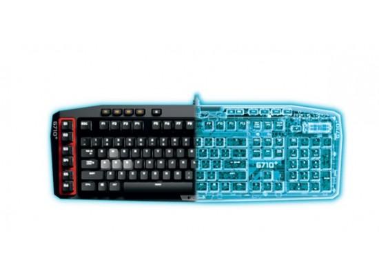 fcdd4ab5bce Logitech G710 Mechanical Wired Gaming Keyboard | Xcite Alghanim ...