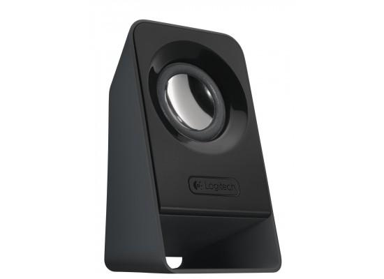 Logitech Z213 Channel 2.1 Multi Media Wired Speaker System 7 watts - Black