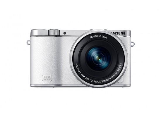 Samsung NX3000 Compact Mirrorless Digital Camera with 16
