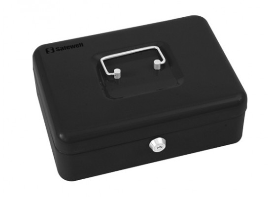 Safewell YFC-30 Cash Box - Black