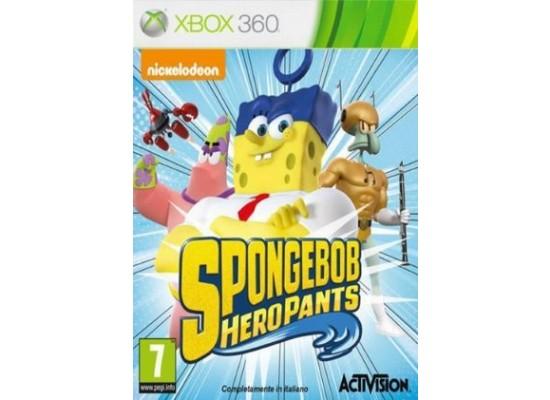 Spongebob Hero Pants - Xbox 360 Game