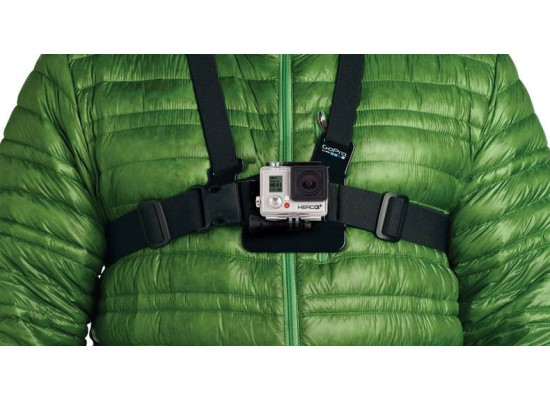 GoPro GCHM30-001 - Chesty - Chest Harness