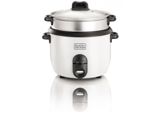 Black + Decker Rice Cooker