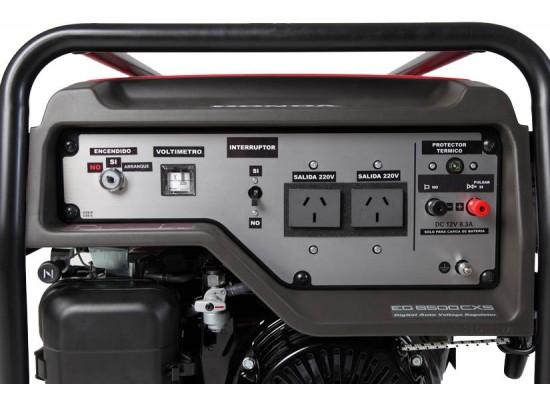Honda Recoil Generator EG6500CXS - 5500W/6500W