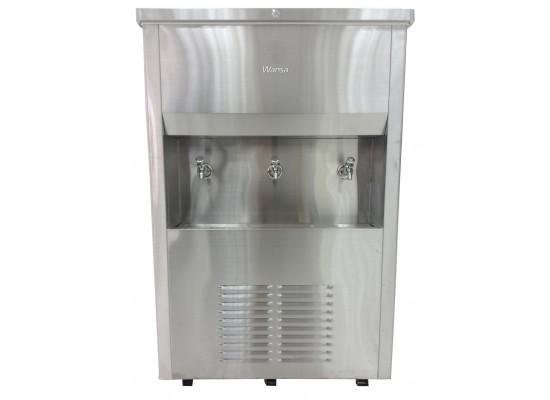 Wansa WCG3SO Water Cooler - 110 L - 3 Tap