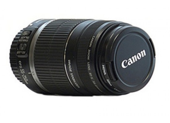 Canon EF-S 55-250mm f/4.0-5.6 IS Zoom Lens