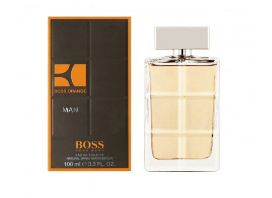 Boss Orange by Hugo Boss for Men 100 mL Eau de Toilette