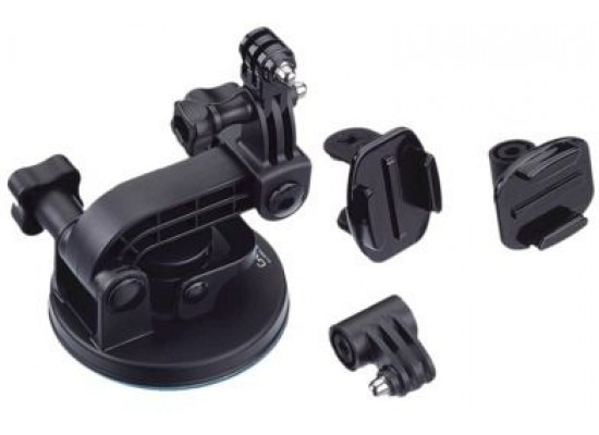 GoPro Hero 3 Suction Cup Mount