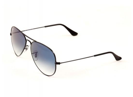 3531b9b0b8 Ray-Ban 3025 Aviator Sunglasses For Men   Women - Black Frames   Blue Lenses