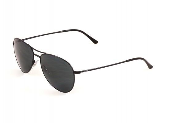 02c1654d9c Ralph Lauren 3084 Aviator Sunglasses For Men - Black Frames   Black Lenses