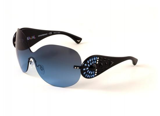 1fce6e859a0 Emporio Armani 4022B Mask Sunglasses For Men - Black Frames   Pink Lenses