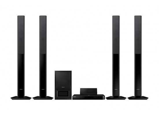 Samsung Ht H5550k 3d Blu Ray Home Theater 1000 W Black Xcite