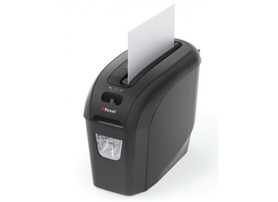 Rexel ProStyle + 5 Shredder Cross Cut (2104005) Black