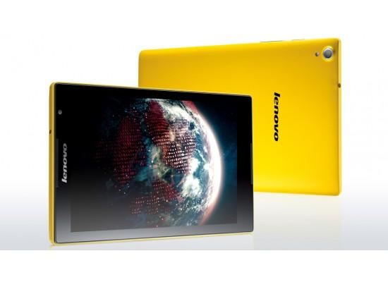 the best attitude b826d 2ac35 Lenovo TAB S8-50 QuadCore 16GB 8-inch 4G LTE/Wi-Fi Tablet - Yellow