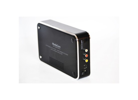 MediaCom MCI3300 SD Karaoke Multi Player