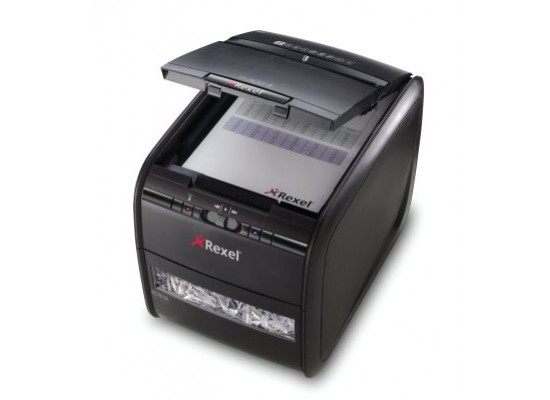 Rexel 2103060 Auto+ 60X Shredder Cross Cut