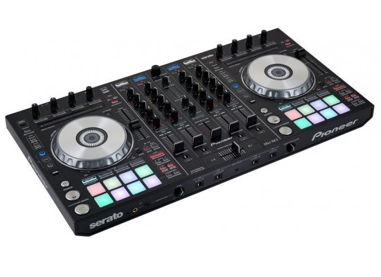 Pioneer 4 Channel DJ Controller & Recorder - DDJ-SX-2 |
