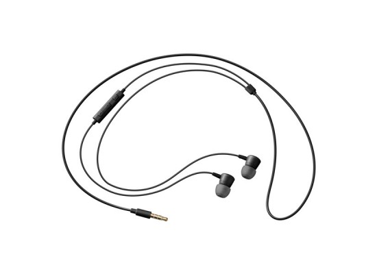 Samsung EHS1303 In-ear Wired Stereo Headset with in-line mic - Black