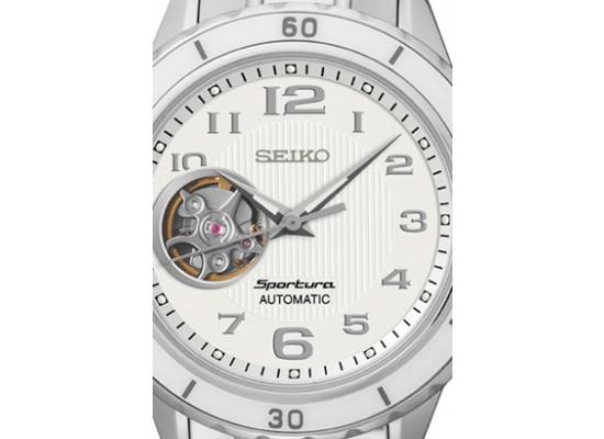 Seiko SA885 Ladies Analog Watch - Metal Strap