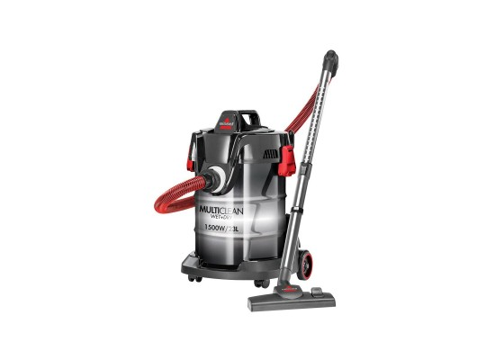 Bissell 1500W Wet And Dry 23L Vacuum Cleaner (2026K) - Black