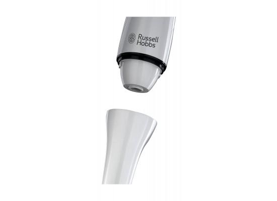 Russell Hobbs 200 Watts Hand Blender (22241) - White