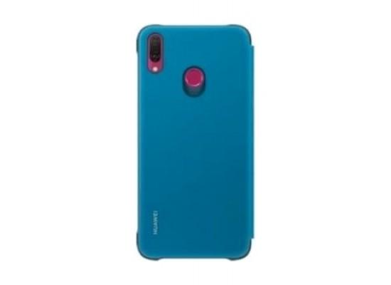 Huawei Y9 Flip Cover (51992722) - Blue