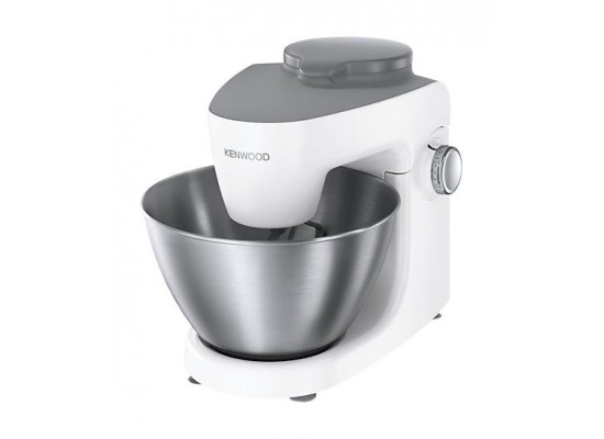 Kenwood 1000W 4.3L MultiOne Kitchen Machine (KHH326WH) – Silver / White