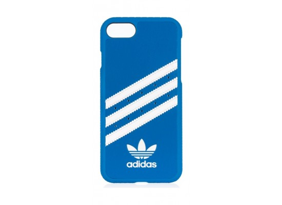 finest selection ef74e 7704b Adidas Original Moulded Case For iPhone 7 Plus – Blue / White