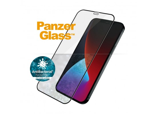 PanzerGlass iPhone 12 Pro Max Edge to Edge Screen Protector (2712) - Clear