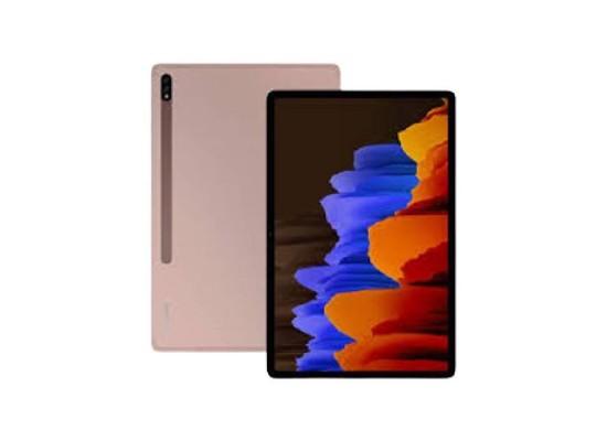 Samsung Galaxy Tab S7 Plus 256GB Tablet – Bronze