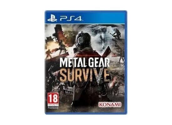 Metal Gear Survive  - PlayStation 4 Game (PAL)