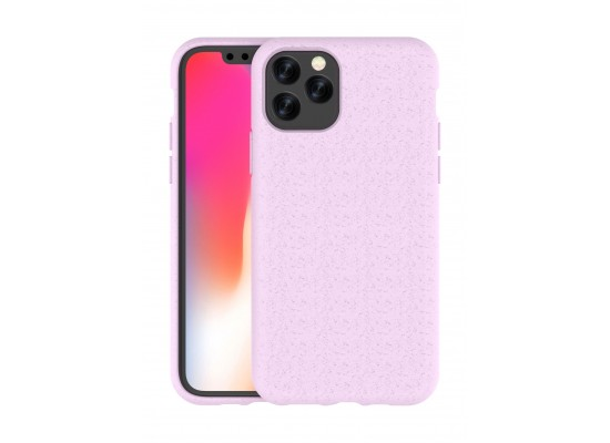 Xqisit Bio Iphone 11 Pro Max Back Case - Blossom Pink