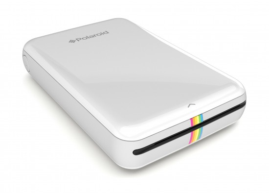 Polaroid Zip Bluetooth Digital Photo Printer - White